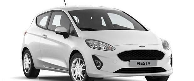 Ford Fiesta VI rabat: 12% (7 000 zł)