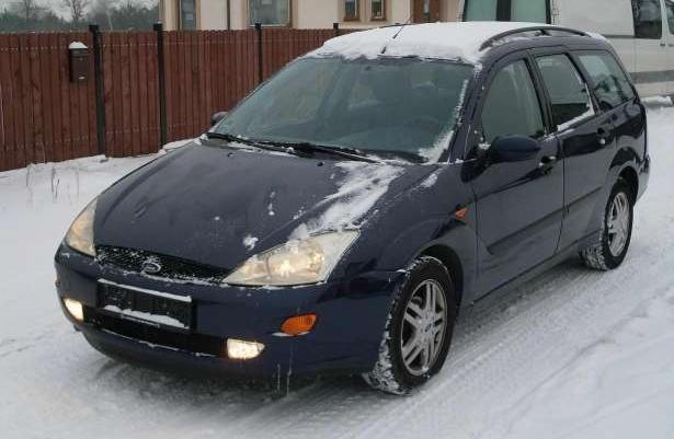 Ford focus 1.8,klima,elektryka,alu,ladny! 1999