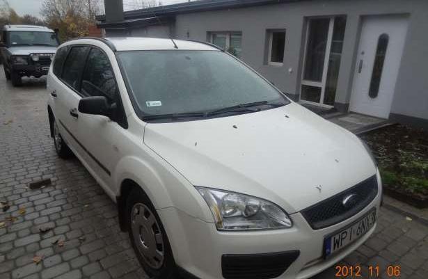 Ford Focus Kombi 2005 r