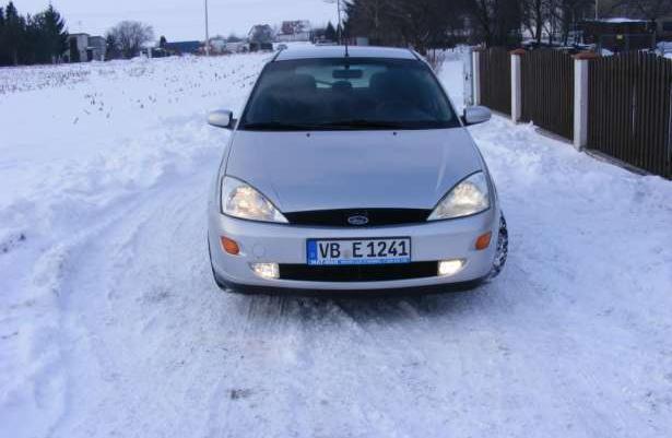 Ford Focus NIEMCY KLIMA SERWIS IGŁA 2000