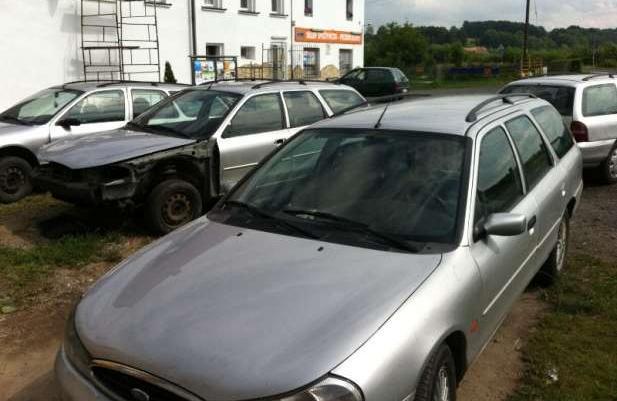 Ford Mondeo 1.8,2.0 Td,1.6,1.8,2.5 Benzyna Mk1, Mk2,Mk3,Mk4 Wszystkie