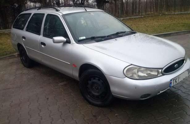 Ford mondeo mk2 klima,abs ghia!!!cena tylko przez weekend!!!