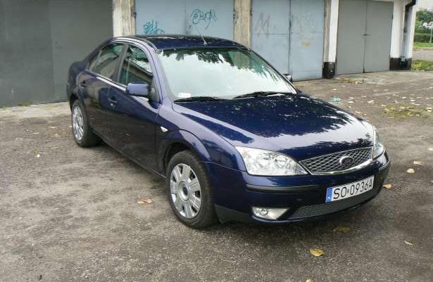 Ford Mondeo sedan 2.0 diesel 2005/2006 Sosnowiec
