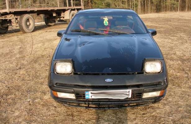 Ford probe 2.2 benzyna, uszkodzony
