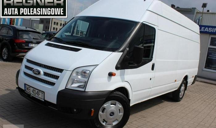 Ford Transit VI 2.2TDCI 125KM Salon PL FV23% 1WŁ Podwyszony Przedłużony Gwarancja