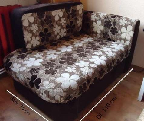 Fotel Rozkładany Sofa łóżko Jednoosobowe Sprzedaż