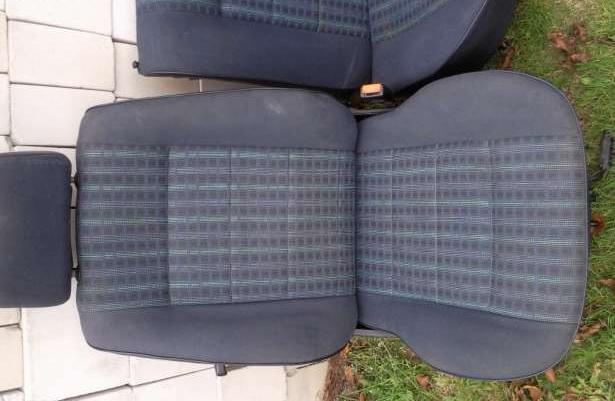 Fotele I Boczki Z Wersji Madison 3d Golf Ii2 Sprzedaż
