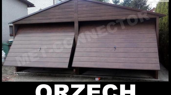 Garaż Blaszak Blaszany Garaże Blaszane Blaszaki