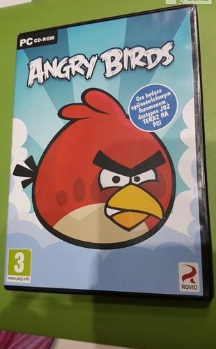 Gra PC: Angry Birds PL