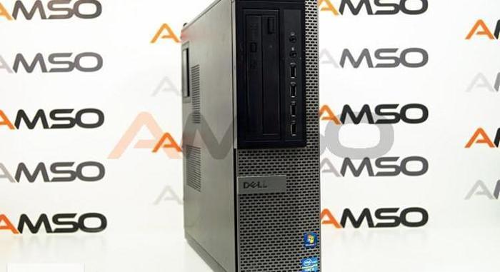 HP 6000 SFF E7500 2,93GHz 4GB 250GB DVD Win10