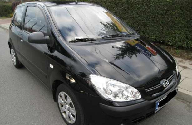 Hyundai Getz Kraj,iwlas,bezwy,super STAN 2006