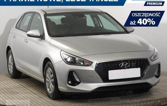 Hyundai i30 , 1. Właściciel, Serwis ASO, VAT 23%, Klima, Tempomat,