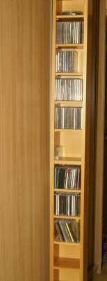 Ikea Regał Na Płyty Cd Dvd Kasety Itp Sprzedaż Kielce