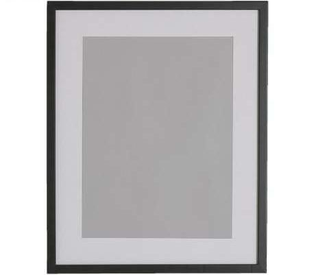 Ikea Ribba Duża Czarna Ramka Rama Na Zdjęcia Plakat