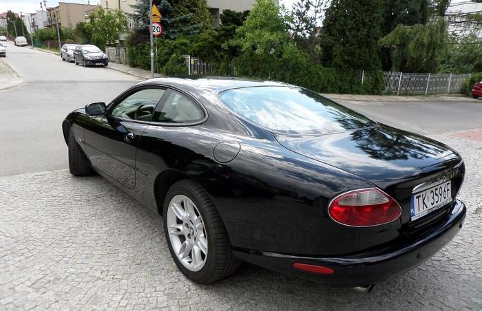 Jaguar XK8 4.0 2002