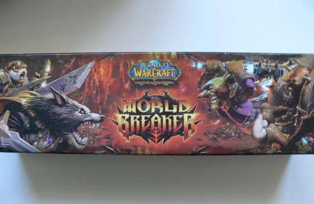 Karty do gry World of warcraft epic collection world breaker