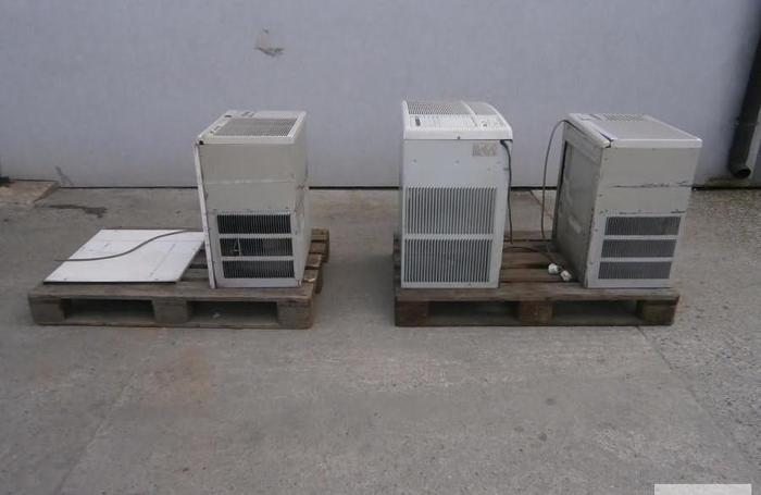 Klimatyzatory 3szt Siemens, Hitachi