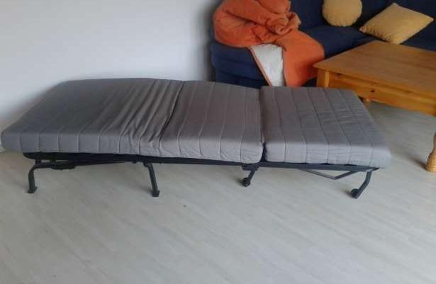 łóżko Fotel Składany Ikea Sprzedaż Pruszcz Gdański