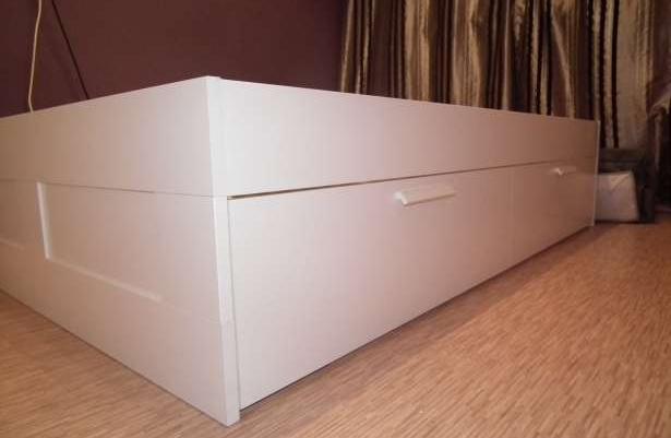 łóżko Brimnes Ikea Materac Dream Elastic Ii Sprzedaż