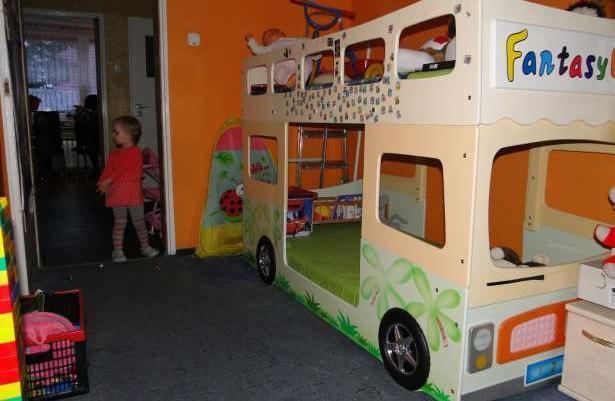 łóżko Piętrowe Auto Autobus Tanio Sprzedaż Opalenica