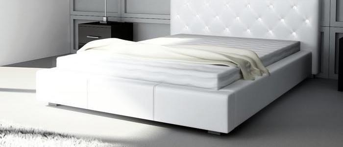 Łóżko z diamentami Nowy produkt