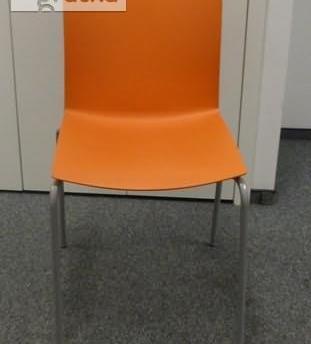 Krzesło plastikowe na stelażu ProfiM Step (CD111) - meble biurowe