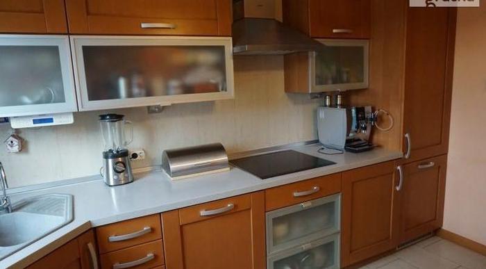 Kuchnia ze sprzętem AGD