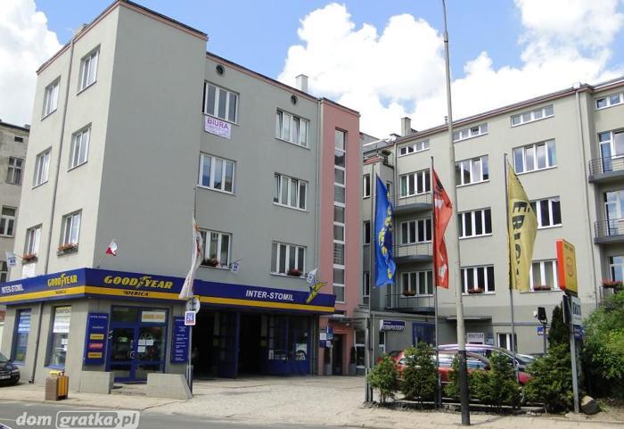 Lokal Łódź Śródmieście, ul. Andrzeja Struga 26 - Klimatyzacja 1 PLN/ m2 biuro