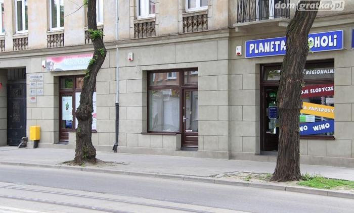 Lokal Łódź, ul. Gdańska 90 3 pomieszczenia, parter, 55 PLN/ m2 handel i usługi