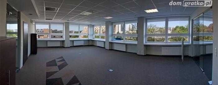 Lokal Łódź, ul. Piotrkowska 270 8 pomieszczeń, 3 piętro, 2012 rok budowy , 26 PLN/ m2 biuro