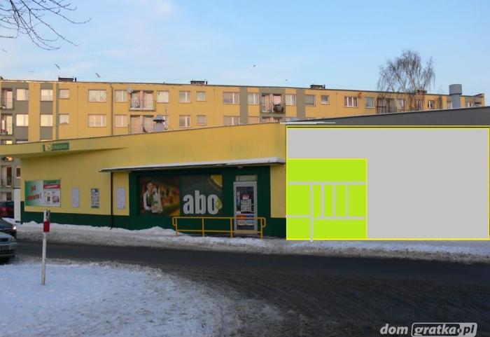Lokal Gdynia Witomino, ul. Nauczycielska 2A 2pomieszczenia, 1970rokbudowy, 30 PLN/m2 handel i usługi