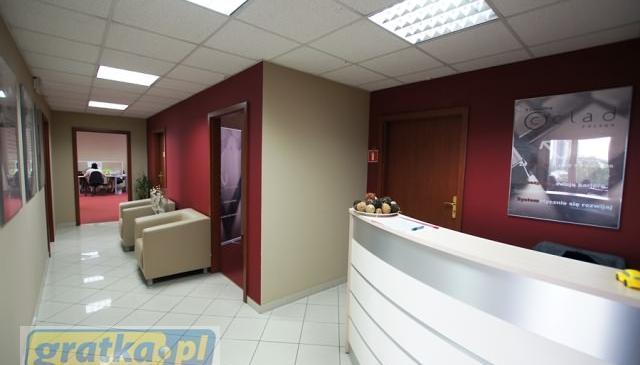 Lokal Katowice Centrum, al. Korfantego 2 7 pomieszczeń, 6 piętro, 37 PLN/ m2 biuro