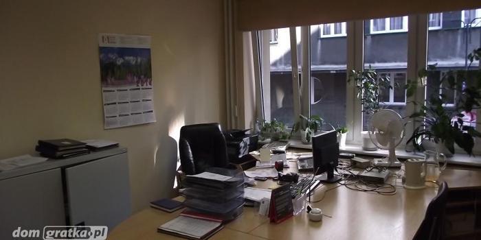 Lokal Katowice Śródmieście, ul. Dąbrowskiego 22, Bezpośrednio 28 PLN/ m2 biuro