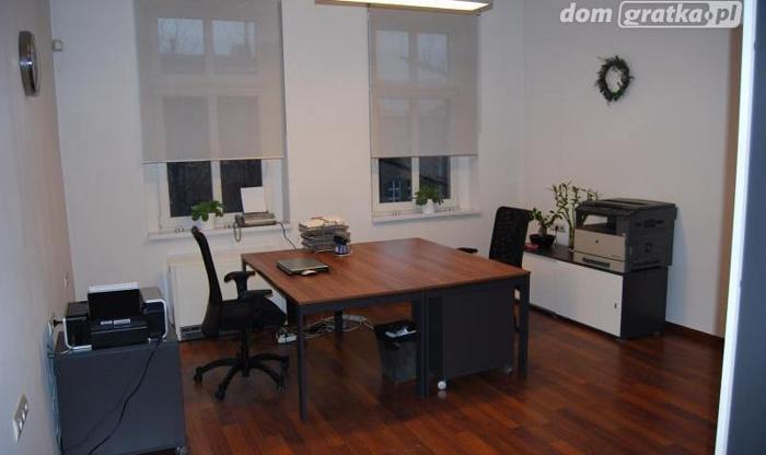 Lokal Katowice Śródmieście, ul. Jagiellońska 16 3pomieszczenia, 2piętro, 43 PLN/m2 biuro