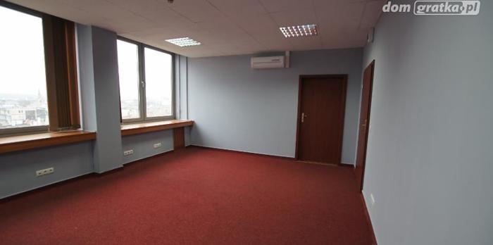 Lokal Katowice, ul. Korfantego 2 2 pomieszczenia, 8 piętro, 38 PLN/ m2 biuro