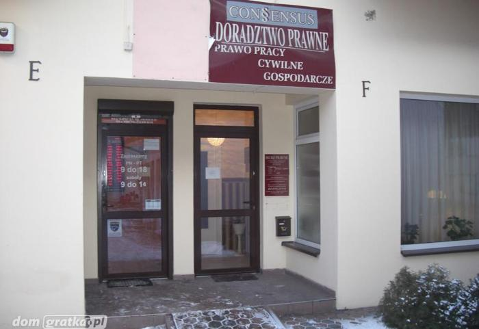 Lokal Kraków Stare Miasto, ul. Długa 47 parter, 80 PLN/ m2 handel i usługi
