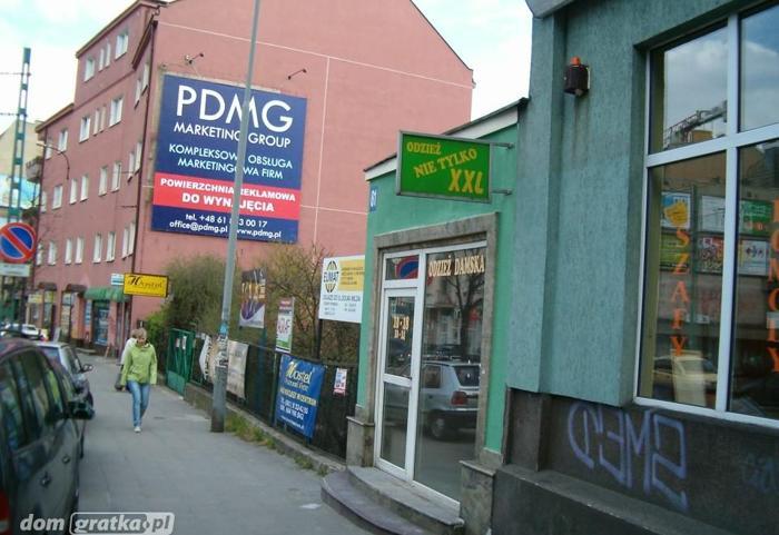 Lokal Poznań, ul. Górna Wilda 81 parter, 33 PLN/m2 handel i usługi