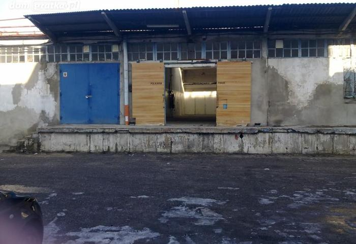 Lokal Sosnowiec Pogoń, ul. Chemiczna 12 /schoena 3 pomieszczenia, parter, 12 PLN/ m2 magazyn