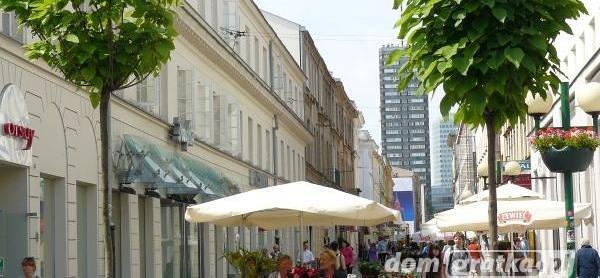Lokal Warszawa Śródmieście, ul. Chmielna parter, 150 PLN/ m2 handel i usługi