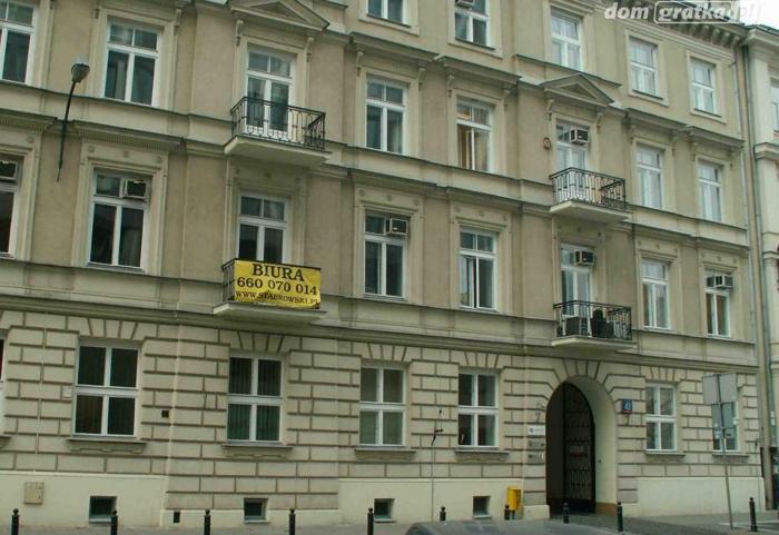 Lokal Warszawa Śródmieście, ul. Żurawia 43 1 pomieszczenie, 2 piętro, 1881 rok budowy , 55 PLN/ m2 biuro