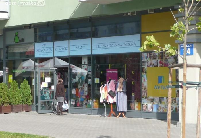 Lokal Warszawa Ursynów, Al. Ken 24 2 pomieszczenia, parter, 2006 rok budowy , 170 PLN/ m2 handel i usługi
