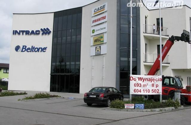 Lokal Warszawa Ursynów, ul. Baletowa 2piętro, 2007rokbudowy, 35 PLN/m2 biuro