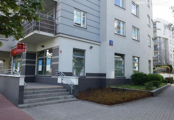 Lokal Warszawa Ursynów, ul. Lanciego 13 parter, 2002rokbudowy, 96 PLN/m2 handel i usługi