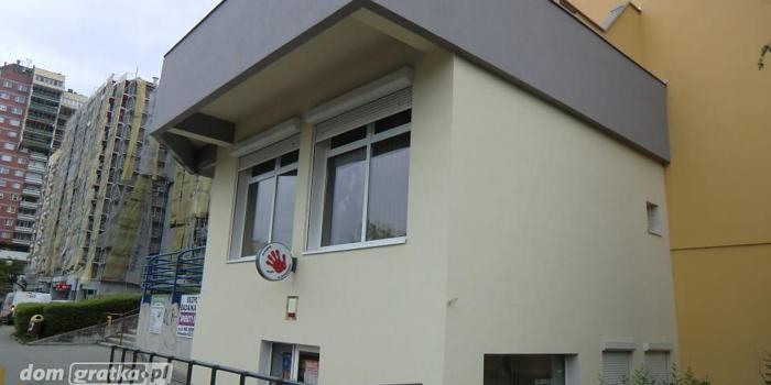 Lokal Wrocław Fabryczna, ul. Bulwar Ikara 5 pomieszczeń, parter, 45 PLN/ m2 handel i usługi