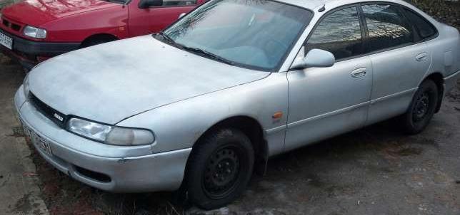 Mazda 626 2.0D Comprex sprawna opłacona