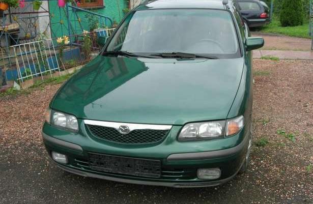 Mazda 626 DIESEL IDEALNA 1999