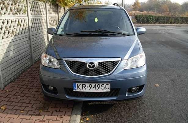 Mazda MPV 2005r. super okazja.!!/zamiana