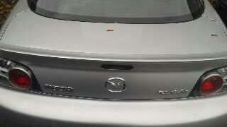 Mazda RX8 klapa tylna