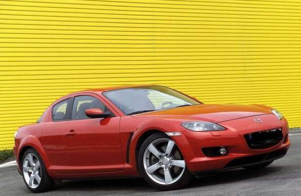 Mazda RX8 poj1,3 251KM Pilne!!!