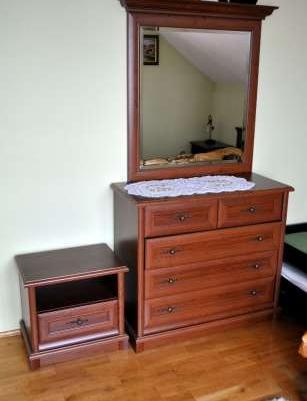 Meble Sypialnia Black Red White Kent Sprzedaż Lubartów